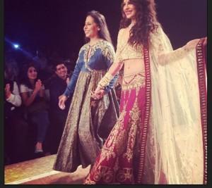 Stunning Jacquiline with Anju Modi