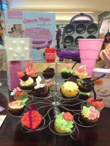 Cupcakes made by dessert king Chef Shahzad Variava