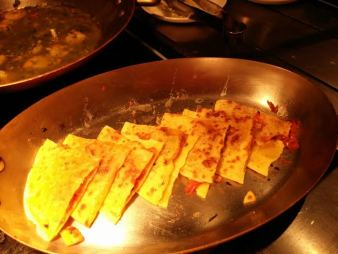 Quisedillas - Dont we love this Mexican street food?