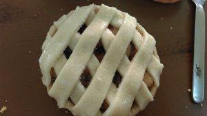 My Baby- My apple Cinnamon pie