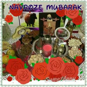 Wish you all a Very Happy Navroze