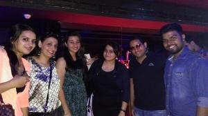 Au Revior friends. Till we meet again