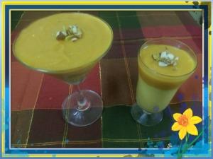 easy Mango dessert recipe
