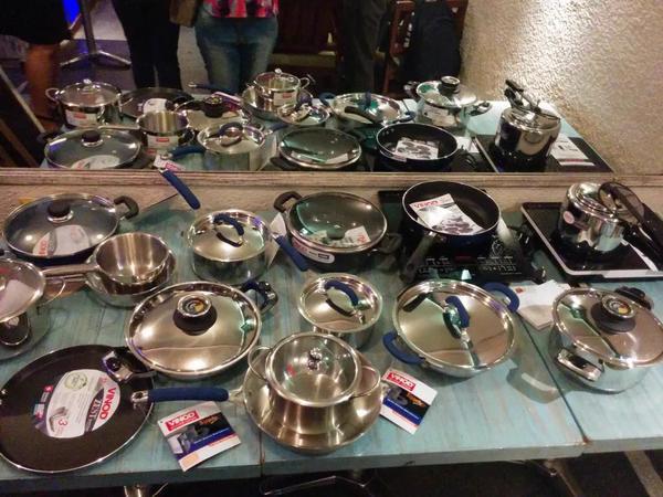 Vinod Cookware : Gen Next Cooking