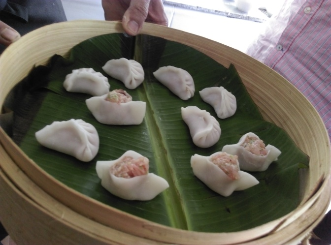 Diving into Dimsums