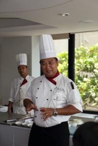 new chef