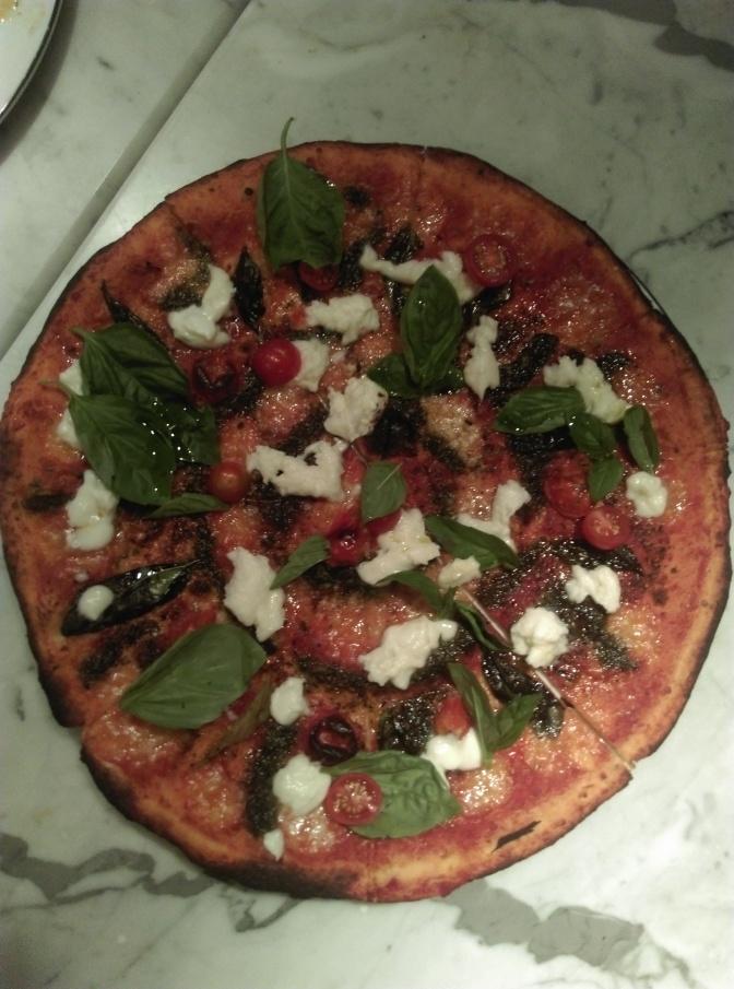 Happy 50th year Celebration- Pizza Express