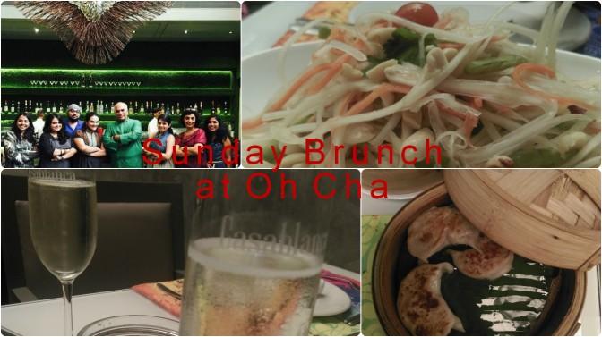 Lavish Sunday Brunch at O:h Cha