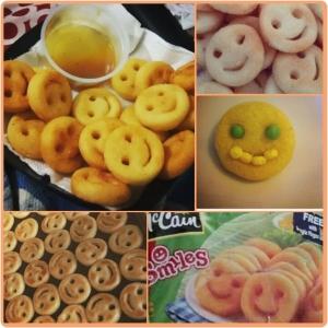 McCains SMILES