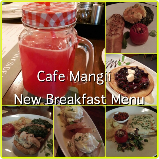 A Mangii Morning is a Good Morning