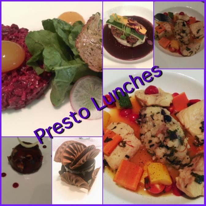 Presenting Presto Lunches