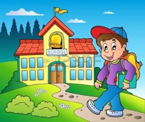 10354239-theme-with-boy-and-school-building