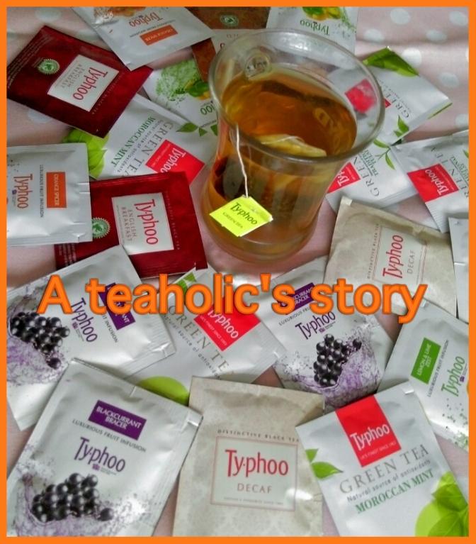 A Teaholic's Story