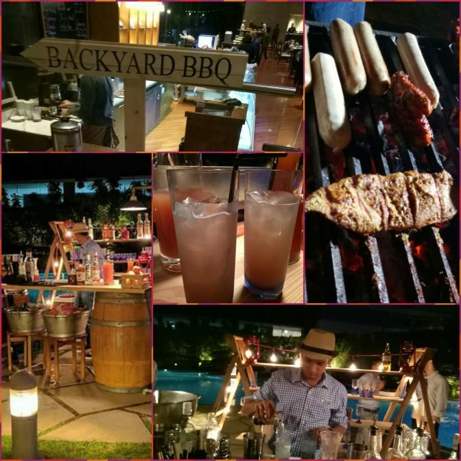 Fun Barbecue nights at Hyatt Regency