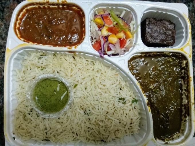 Box 8 meals