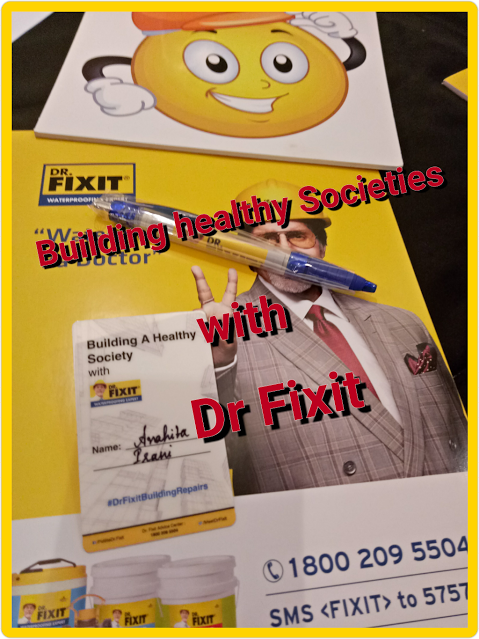 Building healthy Societies with Dr. Fixit